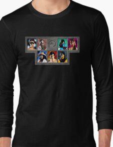 Mortal Kombat Character Select Long Sleeve T-Shirt