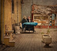 Time for a Chat by Peter Hammer