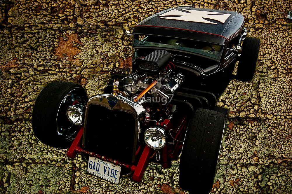Antique Ford Rat Rod by sundawg7