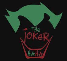 The Joker - HAHA Kids Clothes