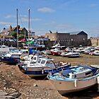 Old Harbour by Karen Millard