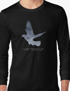 Blade Runner Quote Long Sleeve T-Shirt