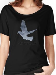 Blade Runner Quote Women's Relaxed Fit T-Shirt