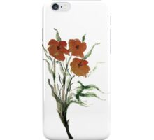 Eloquent Bloom - Floral iPhone Case/Skin