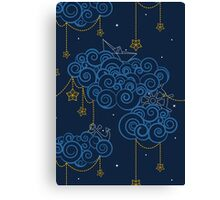 Nautical Skies Canvas Print
