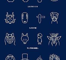 Spirit Icons by Corinna Djaferis