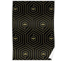 Honeycomb Home Poster