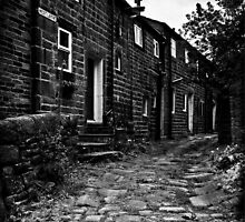West Laithe, Heptonstall by inkedsandra