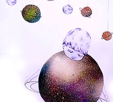Play with my Planets by sarana