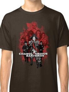 Changlourious Basterds (Any Shirt Colour) Classic T-Shirt