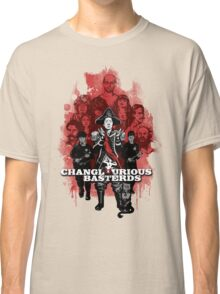 Changlourious Basterds (Any Shirt Colour) Classic T-Shirt