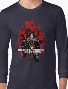 Changlourious Basterds (Any Shirt Colour) Long Sleeve T-Shirt