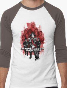 Changlourious Basterds (Any Shirt Colour) Men's Baseball ¾ T-Shirt