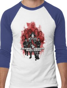 Changlourious Basterds (Any Shirt Colour) Men's Baseball ¾ T-Shirt