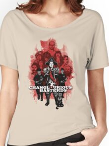 Changlourious Basterds (Any Shirt Colour) Women's Relaxed Fit T-Shirt