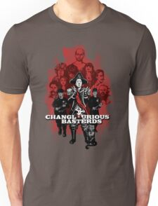 Changlourious Basterds (Any Shirt Colour) Unisex T-Shirt