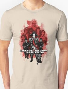 Changlourious Basterds (Any Shirt Colour) T-Shirt