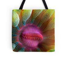 Cup Coral Portrait Tote Bag