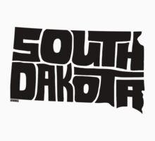 South Dakota Kids Tee