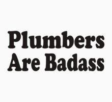 Plumber Kids Tee