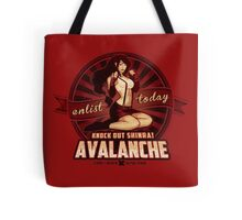 AVALANCHE Wants YOU! Tote Bag