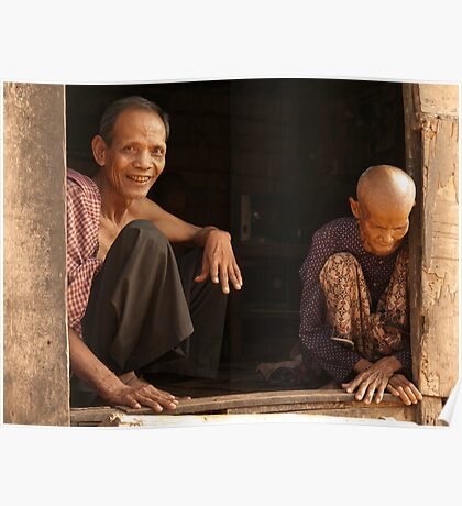 Village Elders Poster