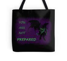 Illidan the Betrayer Tote Bag
