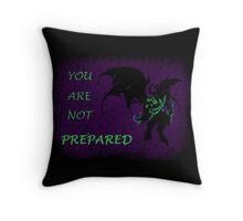 Illidan the Betrayer Throw Pillow