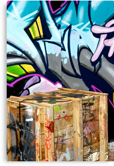 The Crate.. by Ali Brown