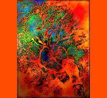 Tree of Life- Silk print Unisex T-Shirt