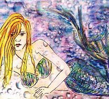 Mermaid... by Robin Monroe