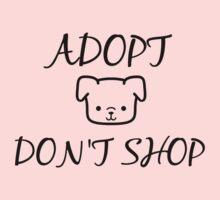 Adopt. Don't Shop! Kids Clothes