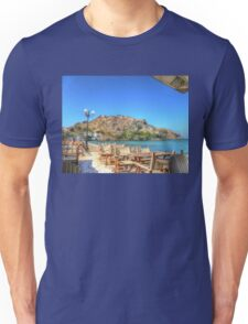 A Beautiful Day on the Island HDR Unisex T-Shirt