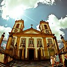 Brazilian Church by petitejardim