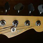 Fender Jazz Bass by Steve Kendall