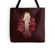 Dragon Mother Tote Bag