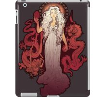 Dragon Mother iPad Case/Skin