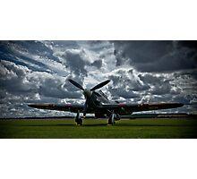Hurricane - Ready & Waiting Photographic Print