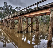 Toolamba Bridge by Leigh Monk