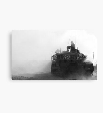 SmokeScree  Canvas Print