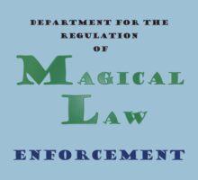Department for Magical Law Enforcement Kids Clothes