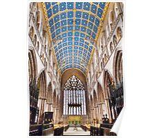 Carlisle Cathedral  Poster
