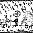 America's Heartland of the Political Maize by bubbleicious