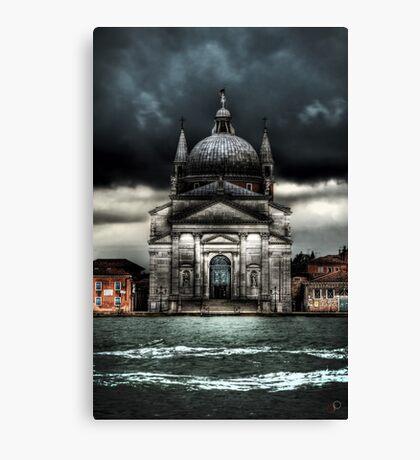 Storm's A-Brewin' Canvas Print