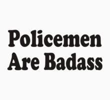 Police Kids Tee