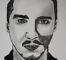 Shia Labeouf by Jessica Perry