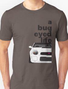 Subaru Bug Eyed life Unisex T-Shirt