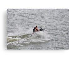 Fun on the Water Canvas Print