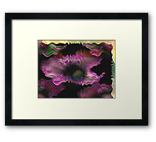 Three Layer from Celestial Salamanders (UF0414) Framed Print