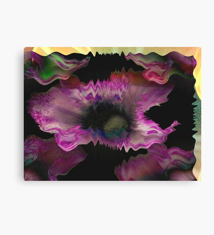 Three Layer from Celestial Salamanders (UF0414) Canvas Print